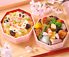 あ・うん「桜の会」@アトリエ_f0170519_18154827.jpg