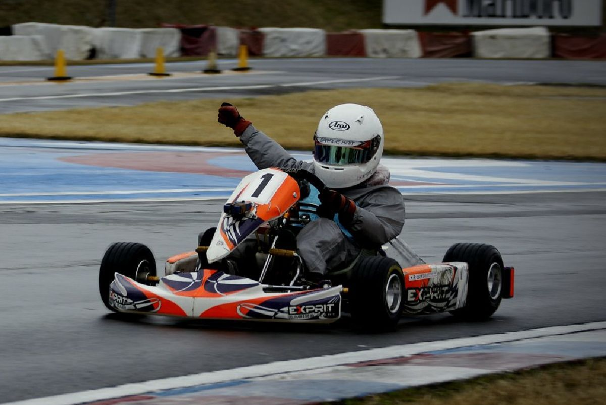 WEEK END RACE 第2戦、終了【2012.3.31】_c0224820_1049258.jpg