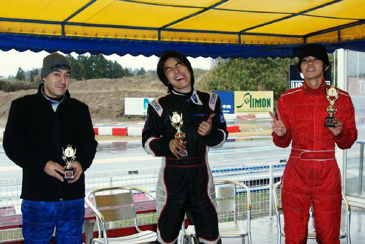 WEEK END RACE 第2戦、終了【2012.3.31】_c0224820_10494571.jpg