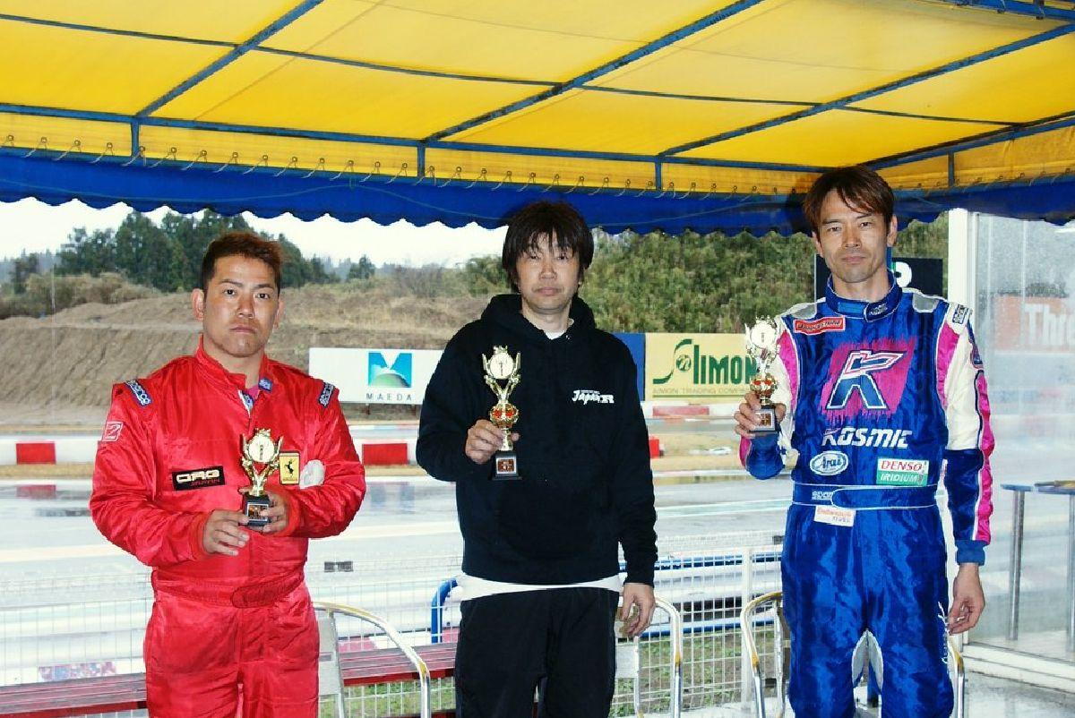 WEEK END RACE 第2戦、終了【2012.3.31】_c0224820_10501222.jpg