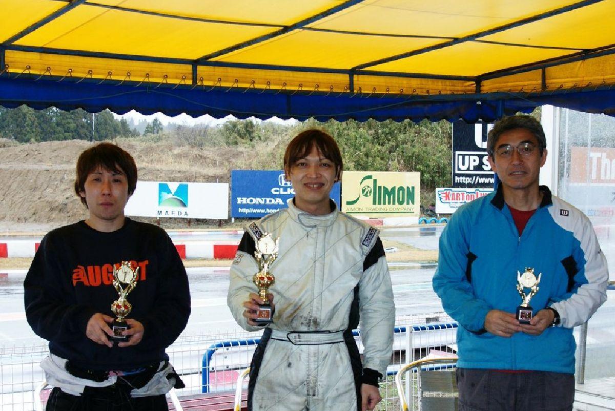 WEEK END RACE 第2戦、終了【2012.3.31】_c0224820_1051331.jpg