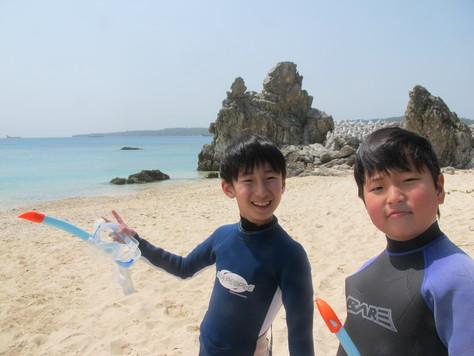 4月1日家族で海遊び♪_c0070933_20215747.jpg