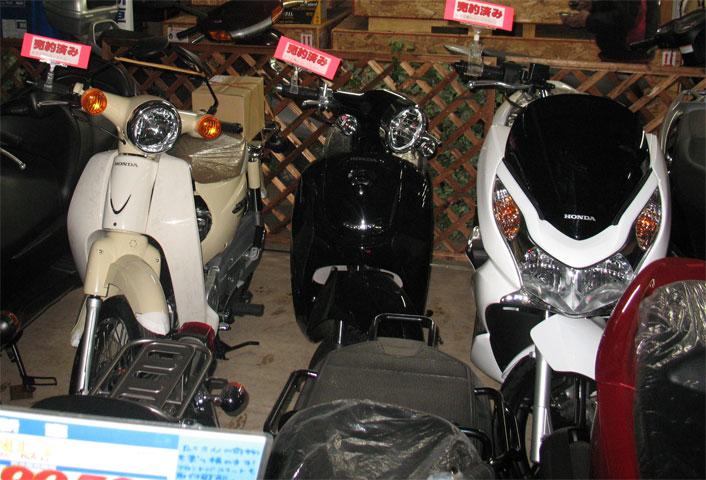 2011スーパーカブ110在庫あります_e0114857_22394114.jpg