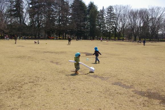 小金井公園、桜はまだまだ_a0186568_2163314.jpg