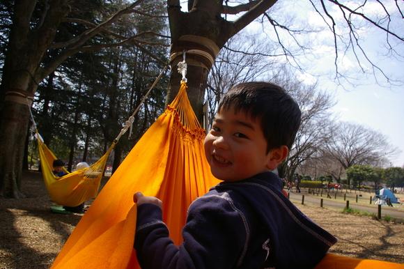 小金井公園、桜はまだまだ_a0186568_2195369.jpg