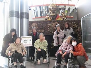 大阪市立科学館に行って来ました!!!<アクティブライフ芦屋・グループホーム けやき >_c0107602_14382250.jpg