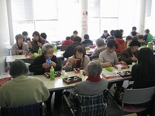 大阪市立科学館に行って来ました!!!<アクティブライフ芦屋・グループホーム けやき >_c0107602_1438372.jpg