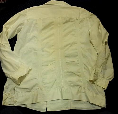 vintage guayaberaシャツ  マクレガーシャツ!_c0144020_10301043.jpg