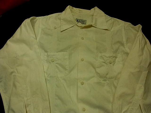 vintage guayaberaシャツ  マクレガーシャツ!_c0144020_1030113.jpg