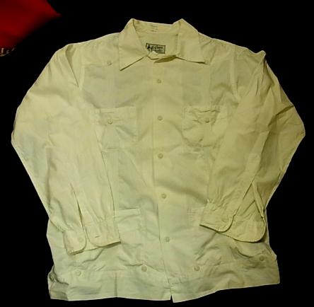 vintage guayaberaシャツ  マクレガーシャツ!_c0144020_1030340.jpg