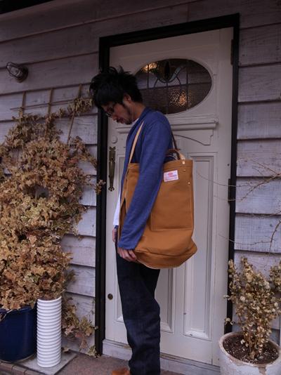 """TOOL BAG \""""L\"""" GOLD_a0113127_1125216.jpg"""