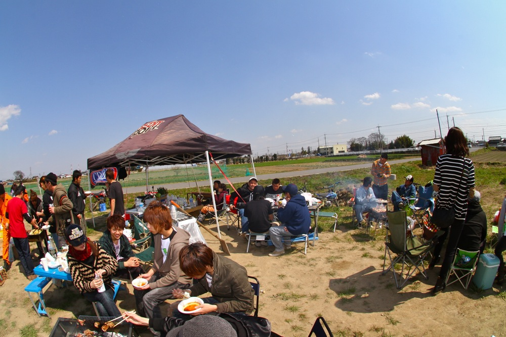 SPRING RIDE & BBQ PARTY @ CREDIT315PARK_b0136231_0162416.jpg