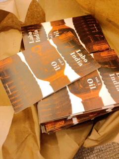 「LABO INDIA vol.3 Oil」(イートミー出版)完成!_c0033210_13483012.jpg