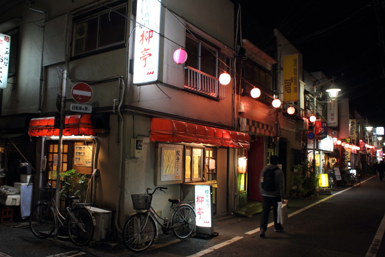 高円寺  エトアール通りの夜_b0061717_6135420.jpg
