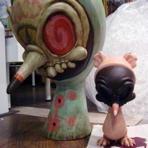 Monsters & Misfits II、KO & BPのスケルヴ各種_a0077842_1773786.jpg