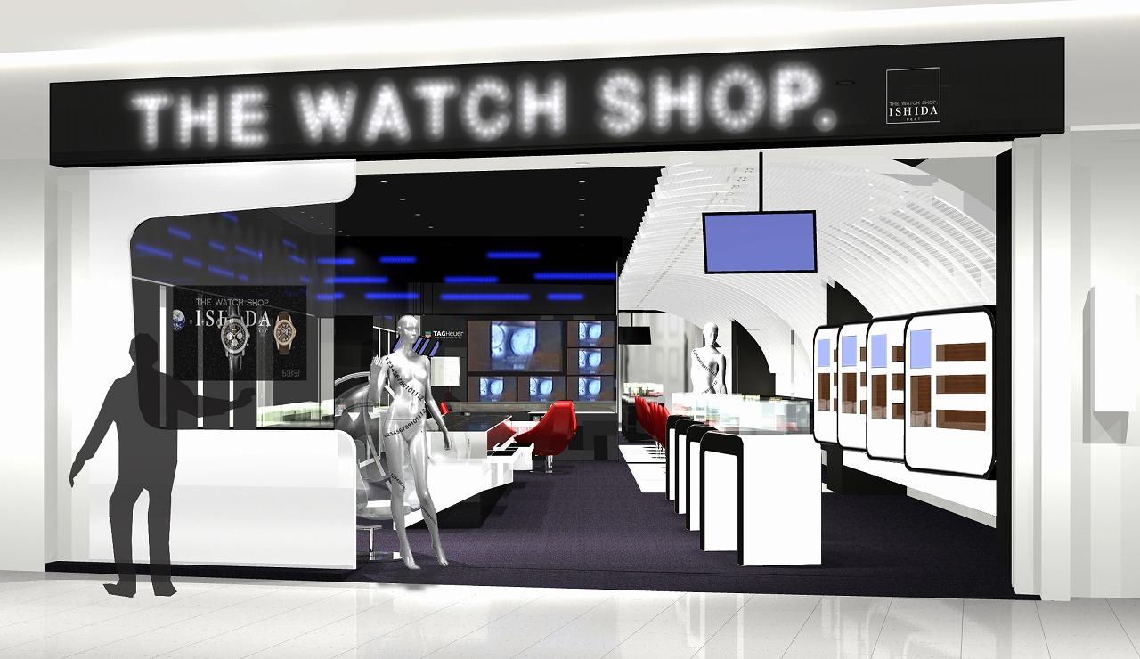 お台場に新感覚の体験型時計ショップがオープンする_f0039351_15242660.jpg