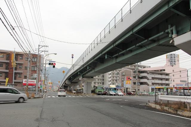国道31号線・海田町栄町付近を歩く その1_b0095061_9105612.jpg