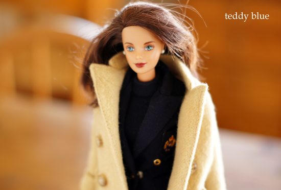 Ralph Lauren Barbie doll  ラルフのバービードール _e0253364_12344575.jpg