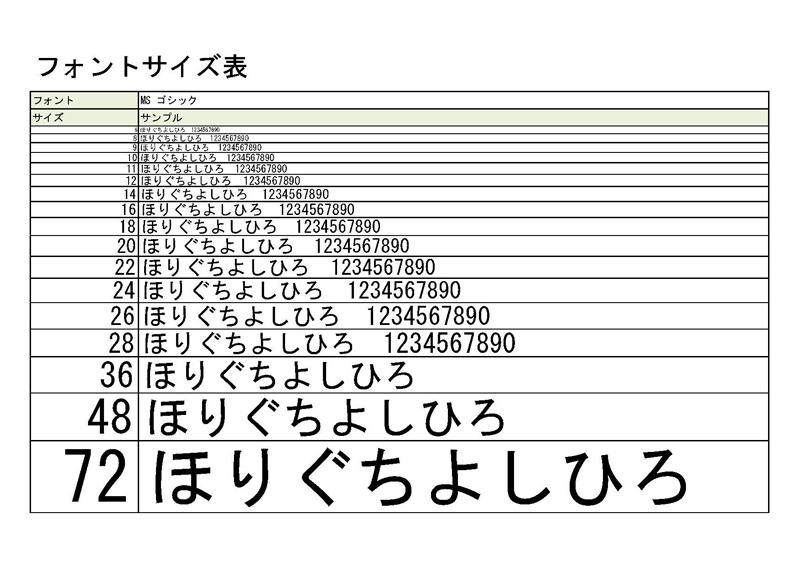 フォントサイズ表_f0173971_1536938.jpg