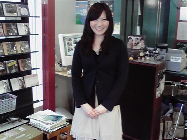 柳本幸子さんからつながる輪。_e0046190_1154985.jpg