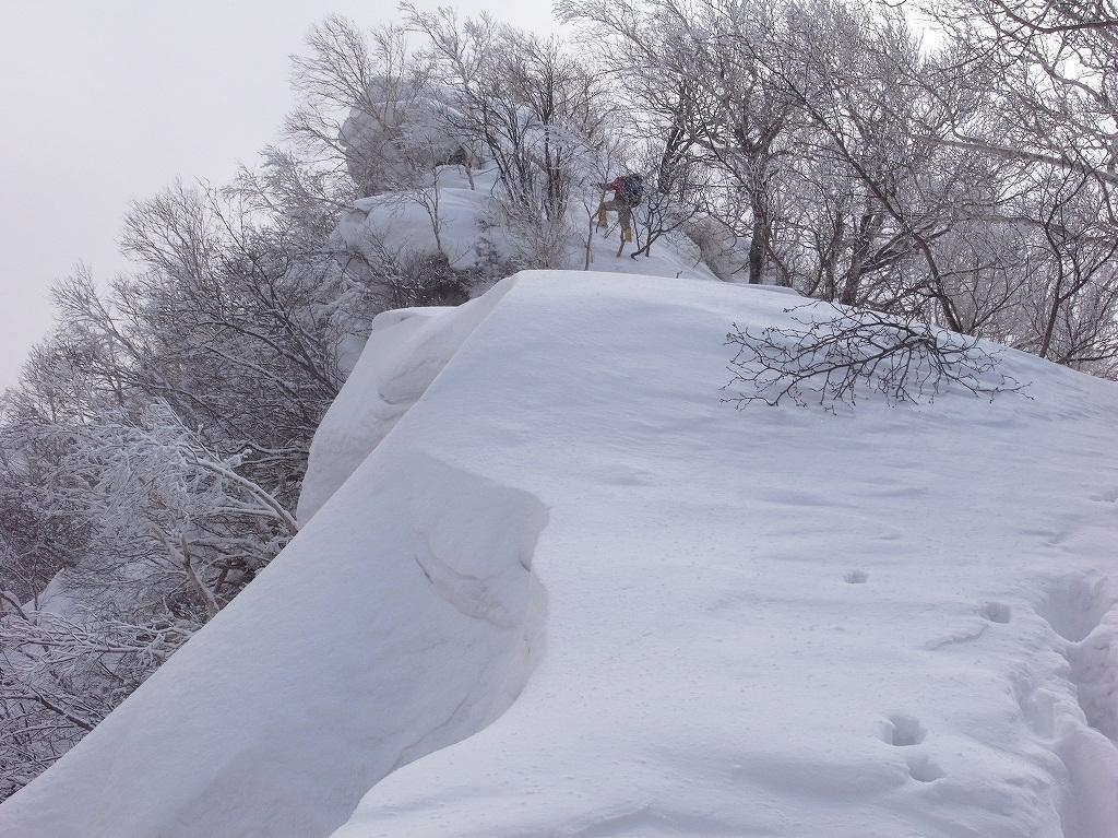 4月2日、風不死岳-北尾根-_f0138096_13591070.jpg