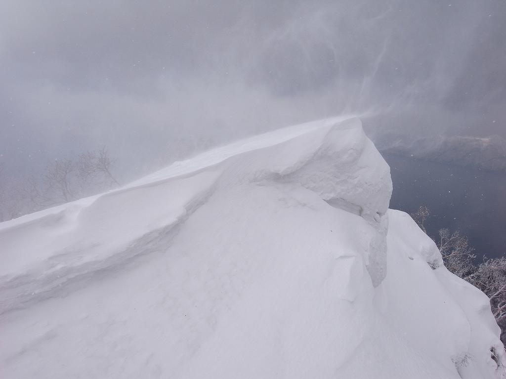 4月2日、風不死岳-北尾根-_f0138096_1402034.jpg