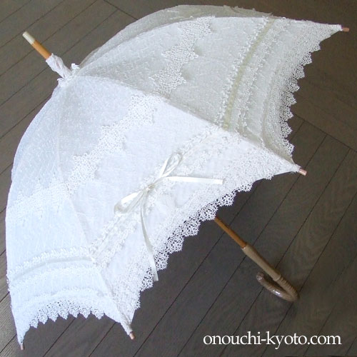 純白の Wedding Parasol_f0184004_9255260.jpg