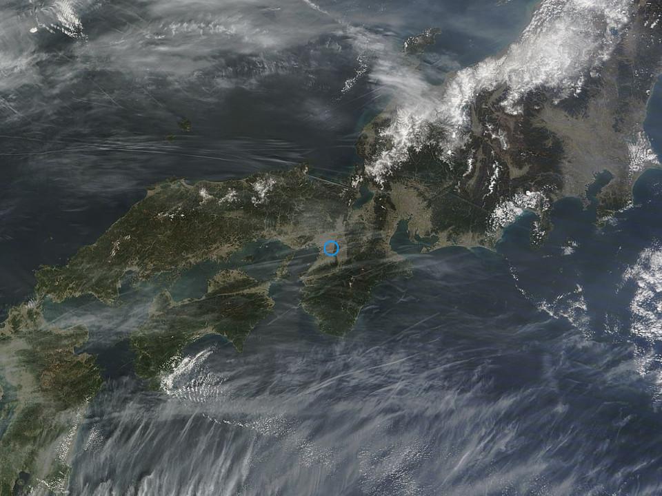 「日本を低気圧で攻撃すると、テキサスが竜巻に襲われる」:HAARPの仕業か?_e0171614_10502099.jpg