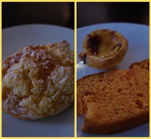 リスボンの旅 その5〜素朴なポルトガルのお菓子たち_e0114020_3291674.jpg