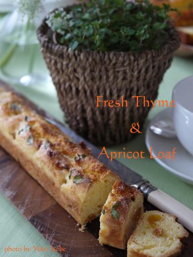 Fresh Thyme & Apricot Loaf_a0169924_21121268.jpg
