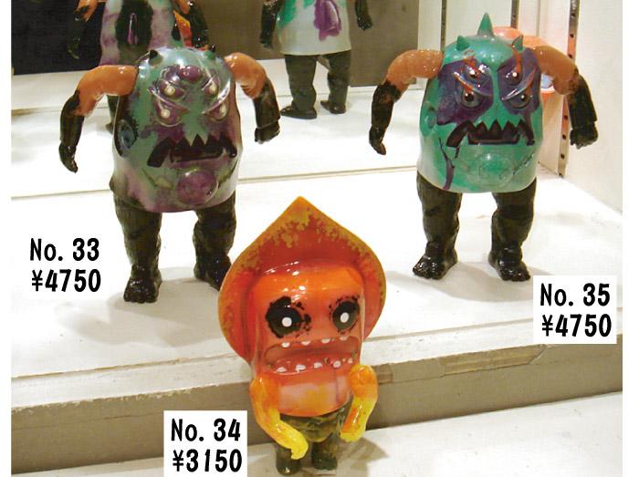「Kaiju For Grody Ups」怪獣カスタムソフビ展!_f0010033_18372272.jpg