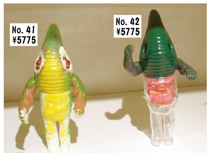 「Kaiju For Grody Ups」怪獣カスタムソフビ展!_f0010033_18373432.jpg