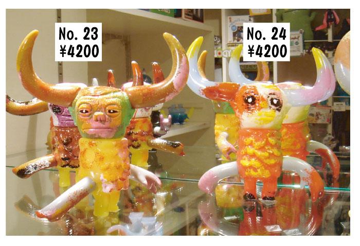 「Kaiju For Grody Ups」怪獣カスタムソフビ展!_f0010033_183795.jpg
