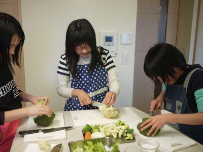 「Serie  Carina」 奈良・子供イタリア料理教室スタート!_f0134268_18211433.jpg