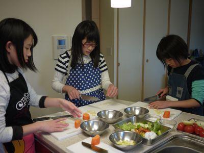「Serie  Carina」 奈良・子供イタリア料理教室スタート!_f0134268_18211477.jpg