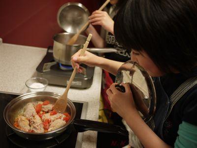 「Serie  Carina」 奈良・子供イタリア料理教室スタート!_f0134268_18211534.jpg
