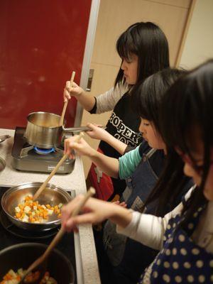 「Serie  Carina」 奈良・子供イタリア料理教室スタート!_f0134268_18211543.jpg