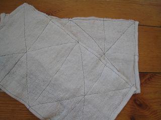 雑巾縫って_e0170272_954357.jpg