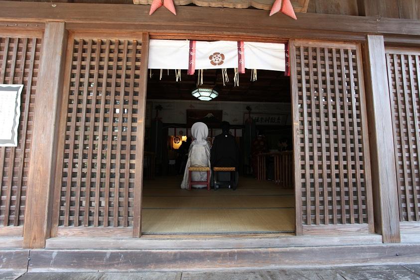 八坂神社 神前式_d0230676_14441532.jpg