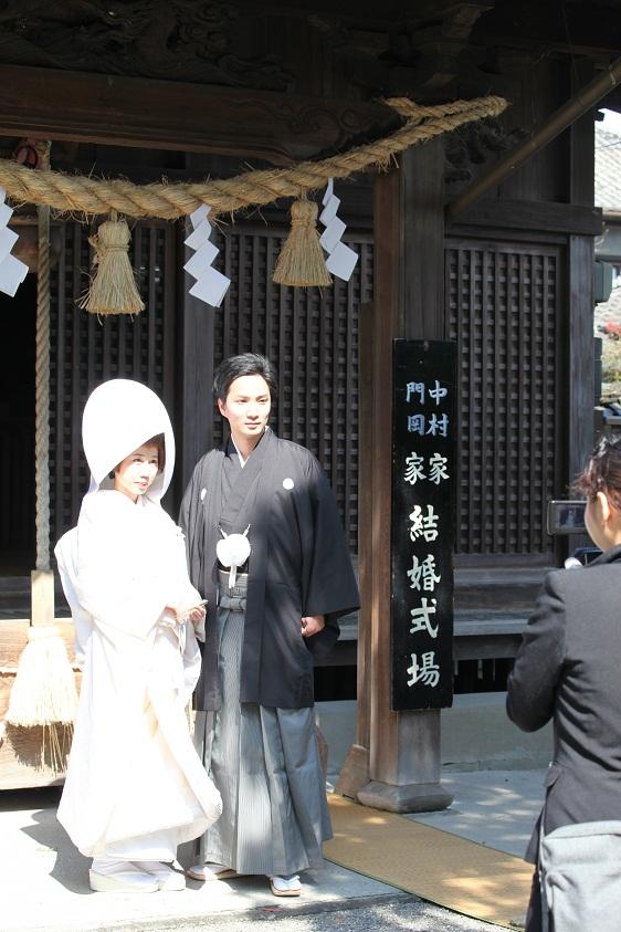 八坂神社 神前式_d0230676_14491020.jpg