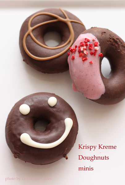 Krispy Kreme minis_f0175901_11105054.jpg