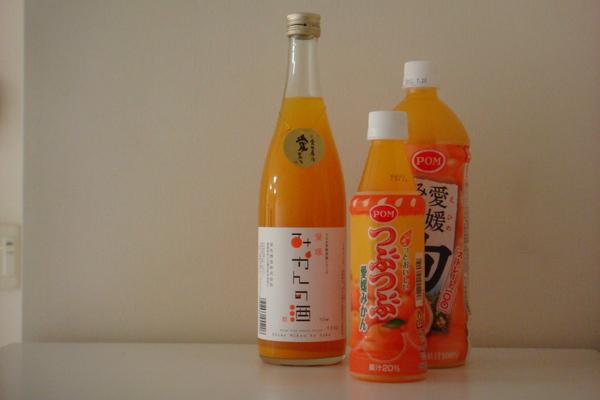 みかんのお酒_a0186034_819577.jpg