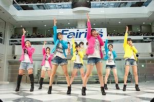 Fairies(フェアリーズ) 3rdシングルオリコンデイリー3位獲得!_e0025035_1010421.jpg