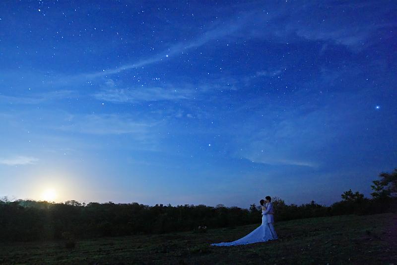 バリ島ウエディング ~夜のプチロケフォト編~_d0239242_18484990.jpg