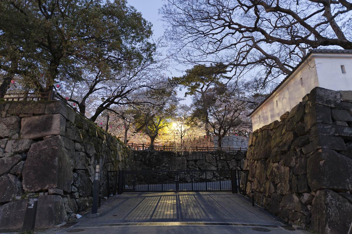 小倉城で武士に会いました。_c0028861_20453865.jpg