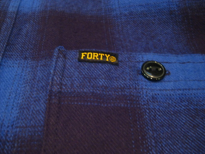 【FORTY FINE CLOTHING】\'12SPRING&SUMMERコレクションスタート!!_f0228575_1726471.jpg