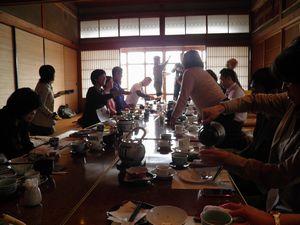 第23回 ITOビジネスランチ会 ~伊都安蔵里さんにて~_c0218303_22401886.jpg