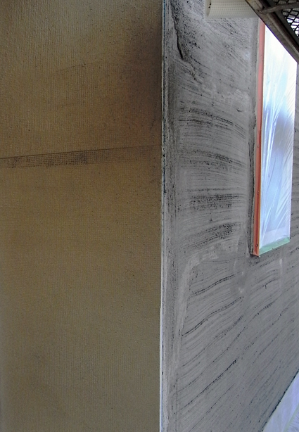 外壁ができてきています_a0148909_1522134.jpg