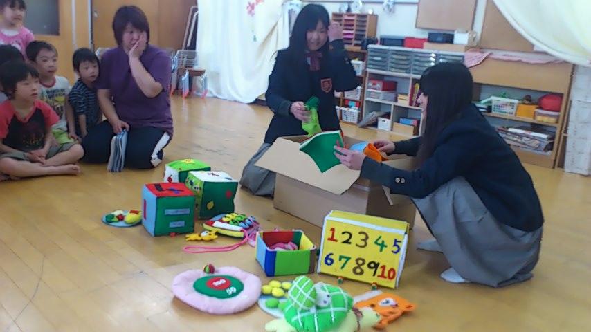 生徒さんの手作りおもちゃ ... : プール 手作りおもちゃ : すべての講義