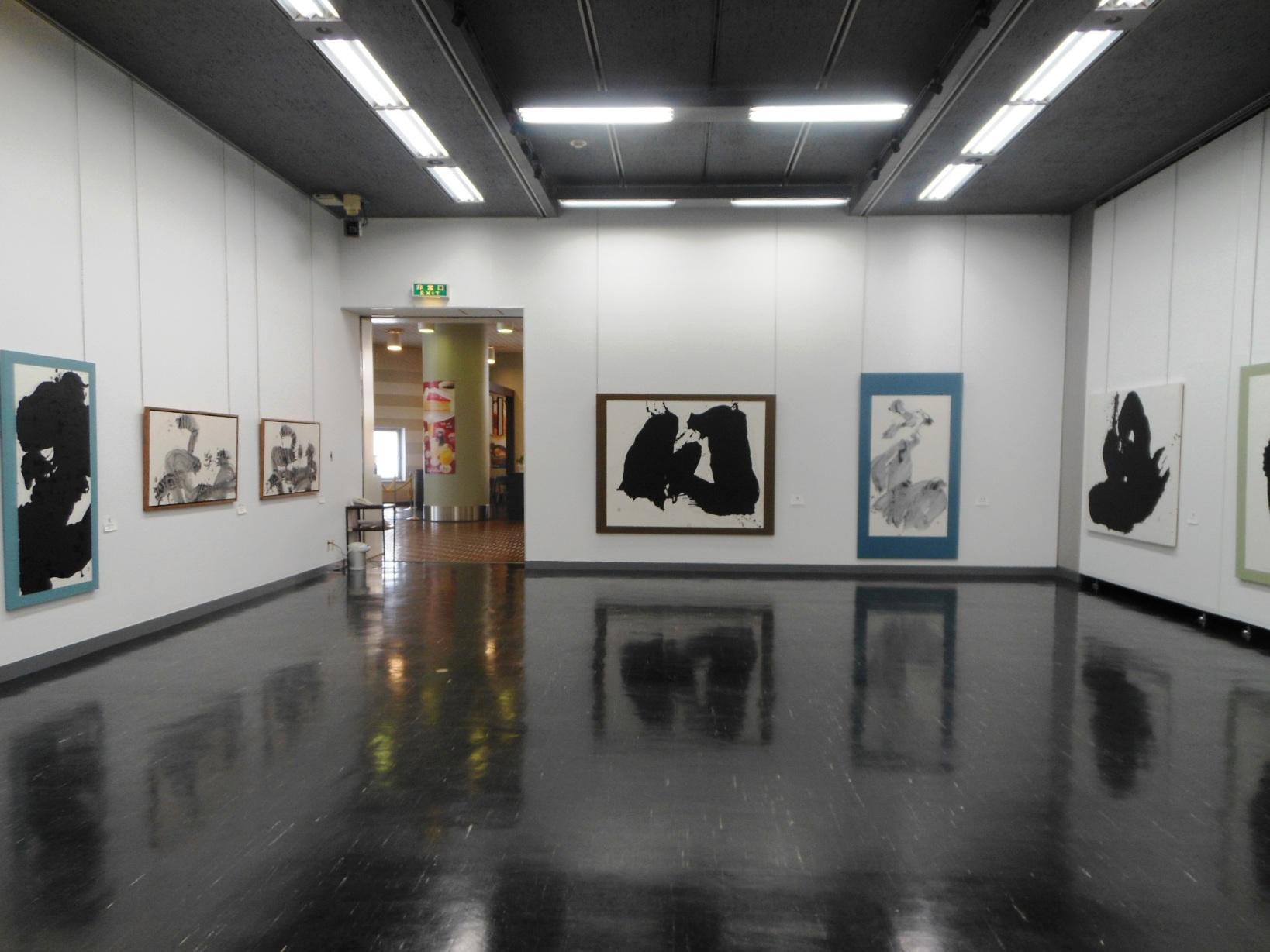 1690)「第26回 北海道墨人展」 市民ギャラリー 4月4日(水)~4月8日(日) _f0126829_1572780.jpg